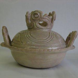 画像1: 縄文土鍋